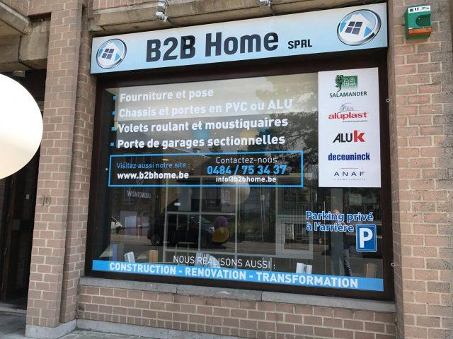B2B Home