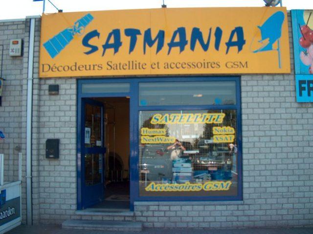 Satmania
