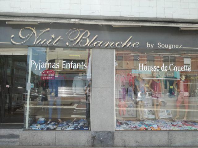 Nuit blanche by Sougnez